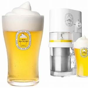 Frozen Beer Slushie Maker - The Green Head