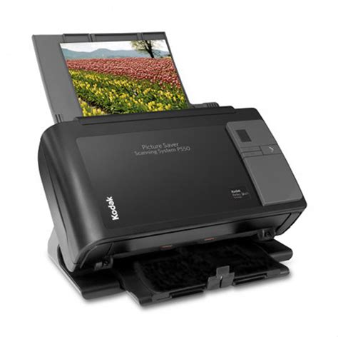 photo scanner with feeder kodak ps50 photo scanner