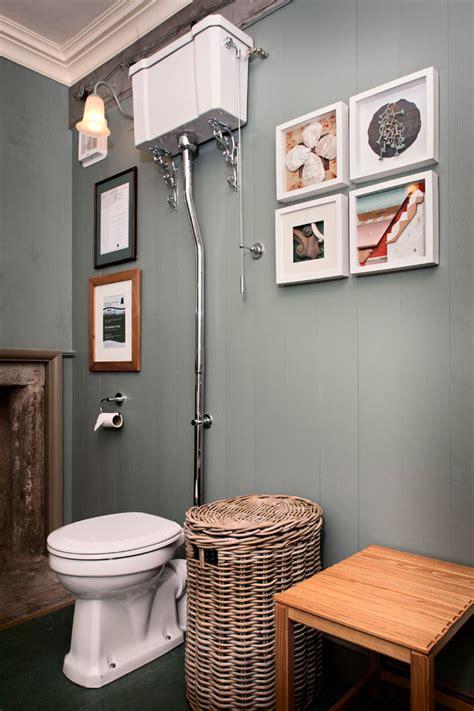 innovative wicker laundry basket  powder room victorian