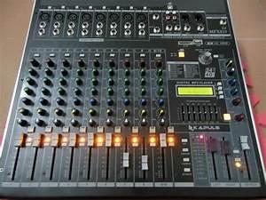 Daftar Audio Mixer Profesional Untuk Sound System
