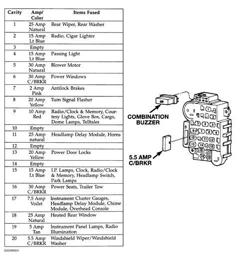 jeep cherokee tail light wiring diagram wiring diagram