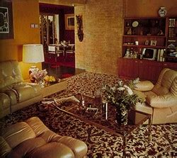 retro living rooms