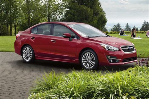 Subaru Prices 2016 Impreza