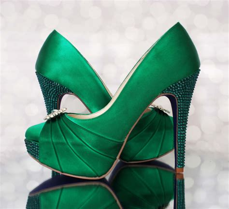 green shoes wedding green with envy how to make them jealous with green wedding shoes ellie wren