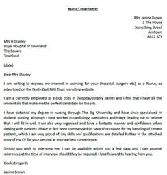 cover letters for applications application cover letter