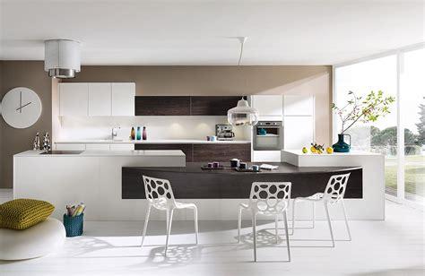 plan de travail cuisine verre cuisine blanche pourquoi la choisir
