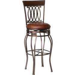 hillsdale furniture montello 48 5 quot swivel bar stool old