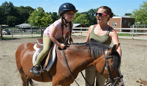 riding island horseback facility thomas islanders melville voted horsemanship horse