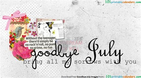 Goodbye July Images Tumblr Pinterest Instagram | July ...