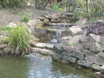 bassin la d 233 coration d un bassin les cascades