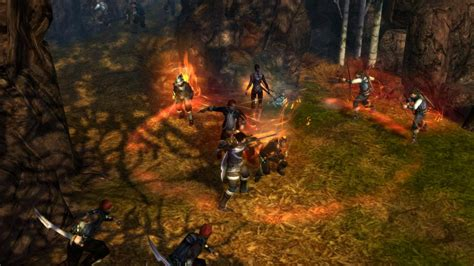 dungeon siege steam dungeon siege 3 patch verbesserte die steuerung der steam