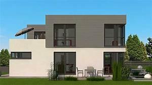 moderne einfamilienhauser grundrisse aussen gestalten haus With garten planen mit fertighaus mit balkon