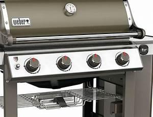 Barbecue Weber Genesis 2 : weber genesis ii e 410 gbs smoke grey the barbecue store spain ~ Mglfilm.com Idées de Décoration