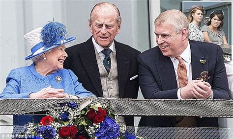 Will Prince Andrew be the Queen's new Plus One? | Prince ...