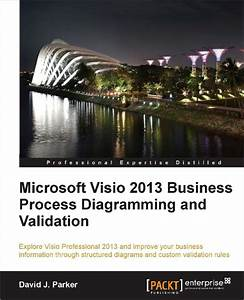 Microsoft Visio 2013 Business Process Diagramming And