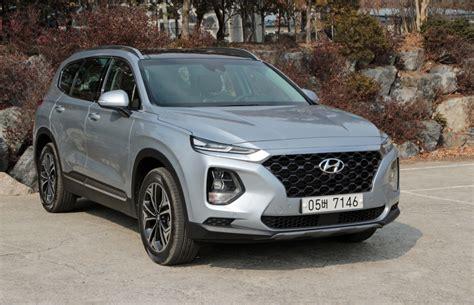 2019 Santa Fe Sport by Drive 2019 Hyundai Santa Fe Driving