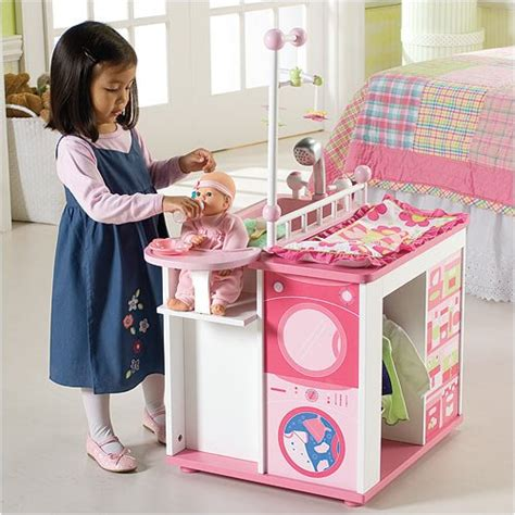 doll changing table station buy special toys our generation baby doll care center