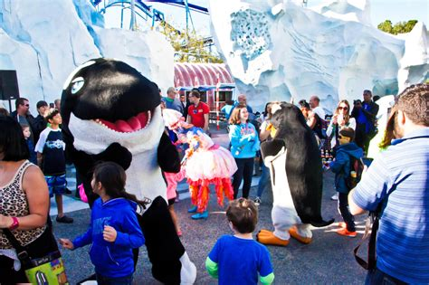SeaWorld Orlando winds down Wild Days events, featuring ...