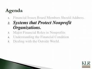Financial Procedures Manual For Nonprofits