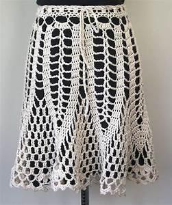 Crocheted Pattern Skirt  U2013 Crochet And Knitting Patterns