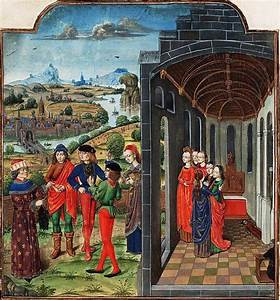 File:Giovanni Boccaccio and Florentines who have fled from ...