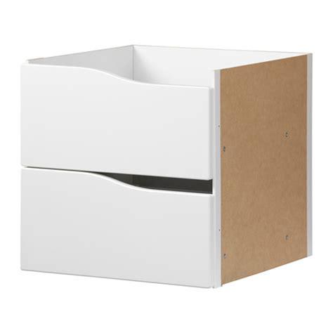 bloc tiroir cuisine kallax bloc 2 tiroirs blanc ikea