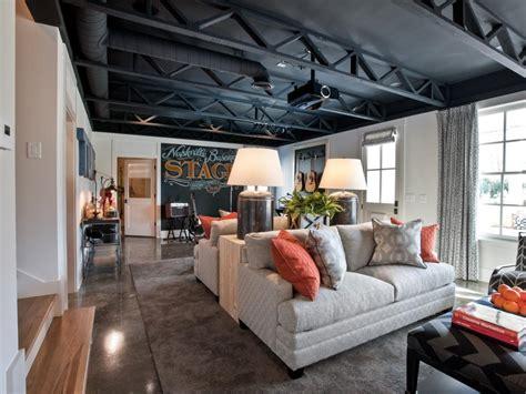 13 Amazing Basement Design Ideas