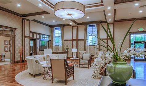 future  assisted living   foot ceilings   bar
