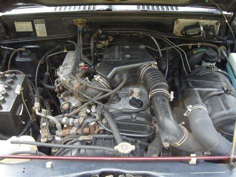 Daihatsu Rocky Engine by 1996 Daihatsu Feroza Rocky Sportrak 1 6 98 Cui Gasoline