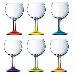 Verre À Eau Pas Cher : mod le verre a pieds pas cher vaisselle maison ~ Farleysfitness.com Idées de Décoration
