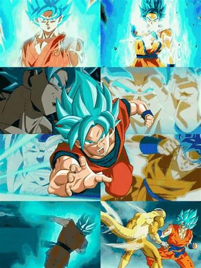 Saiyan Goku God Ball Dragon Power Heroes