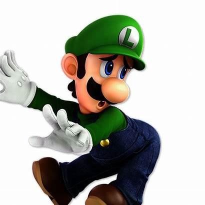Luigi Smash Bros Ultimate Mario Ssbu Character