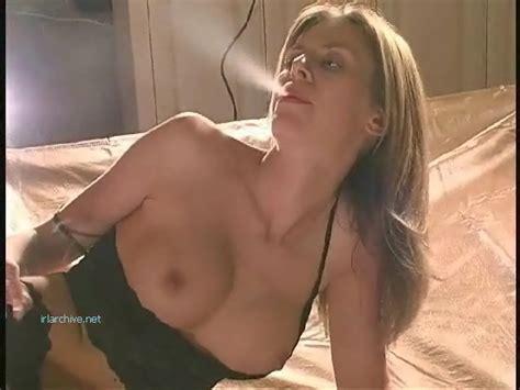 Sexy smoking fetish
