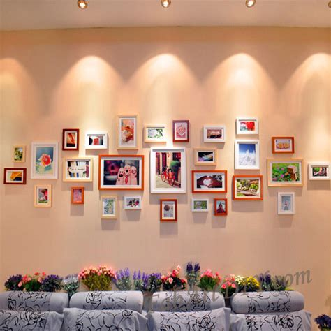 romantic diy photo display wall art ideas  idea king