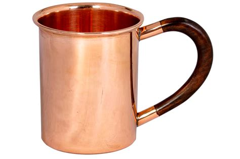 moscow mule mugs copper moscow mule mug with wood handle 183 copper mugs 183 online store powered by storenvy