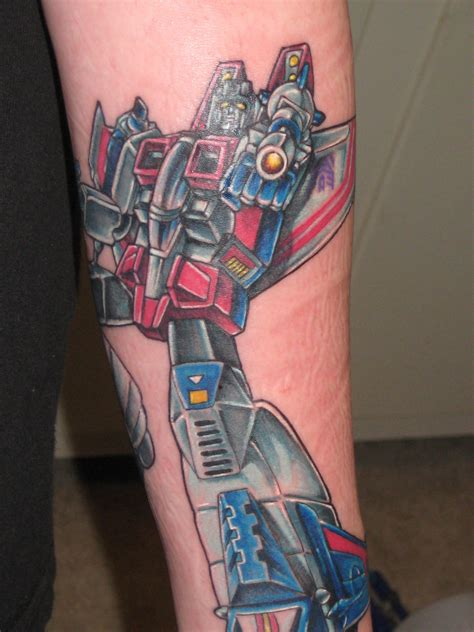 Transformers Tattoos Designs, Ideas and Meaning | Tattoos