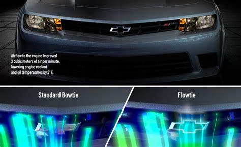 Chevrolet Camaro Z/28 Sports a 'Flowtie' » AutoGuide.com News