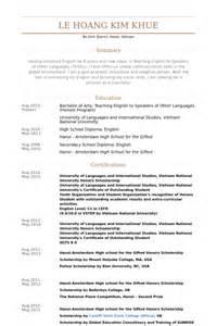 bachelor of arts resume exles ehrungen cv beispiel visualcv lebenslauf muster datenbank