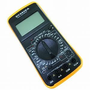 Dt9205a Digital Multimeter  U2013 Pos Market Pos System
