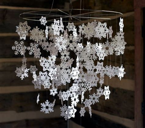 snowflakes inspiration favorite christmas decorating ideas