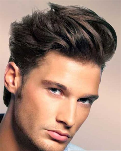 Cool Hairstyles For With Medium Hair by 35 Mens Medium Hairstyles 2015 Mens Hairstyles 2018