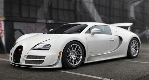 The Bugatti Made by The Last Bugatti Veyron Coupe Made Is Up For Grabs