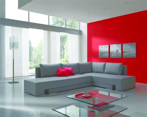 Red And Gray Living Room Ideas Dgmagnetscom Red And Gray