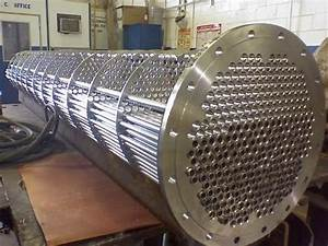 Tube Heat Exchanger  Power Generation And Pharmaceutical