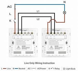 Smart 3-way Switch - Socket 86 - 1 Gang - Smart Home