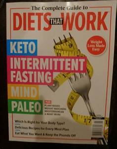 Complete Guide To Diets That Work  Keto Fasting Mind Paleo