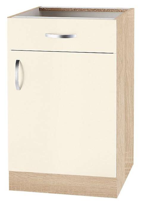 küchenunterschränke ohne arbeitsplatte kaufen unterschrank 187 flexi 171 breite 60 cm kaufen otto