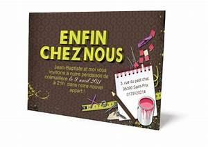 Pendaison De Crémaillère Invitation : modele lettre invitation cremaillere ~ Melissatoandfro.com Idées de Décoration