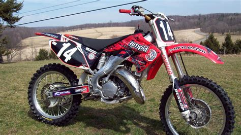 honda cr 125 2002 honda cr 125 picture 1614374