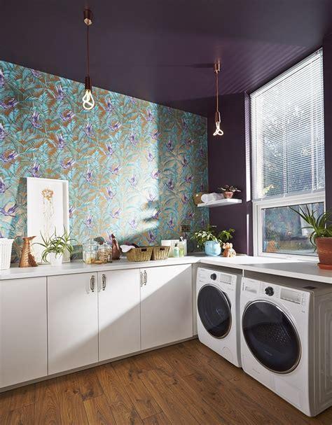 wallpaper in kitchen ideas beautiful kitchen wallpaper ideas for every furnishing
